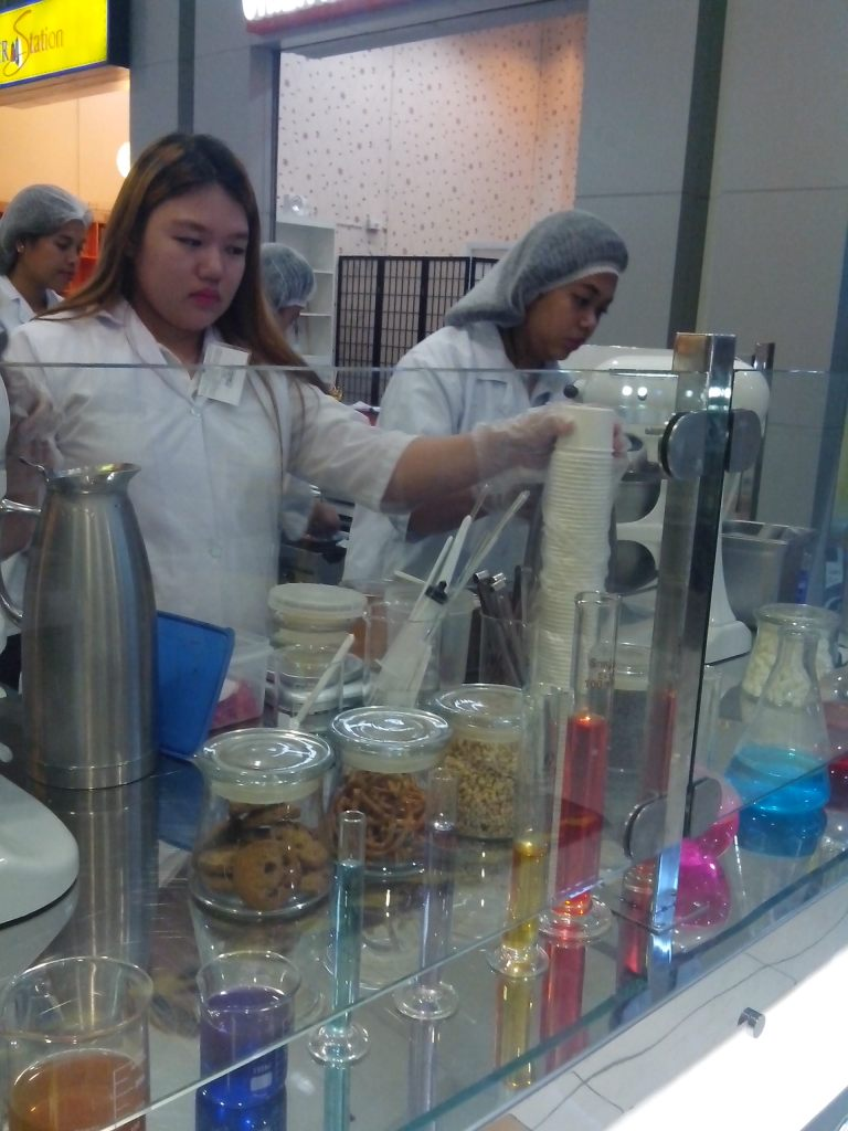 Ice Cream Laboratory Hypermart Pasig
